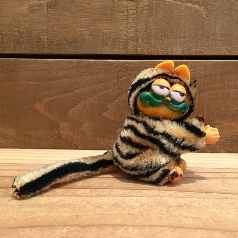 Garfield Bootleg Clip Doll/ガーフィールド ブートレグ クリップドール/1902015-5