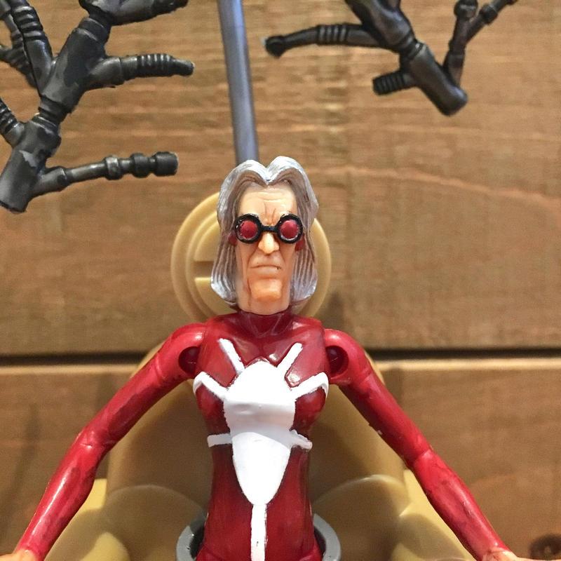 SPIDER-MAN Madame Web Figure/スパイダーマン マダム・ウェブ フィギュア/190308-7