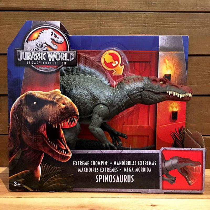 JURASSIC PARK Spinosaurus Figure/ジュラシックパーク スピノサウルス フィギュア/190213-2