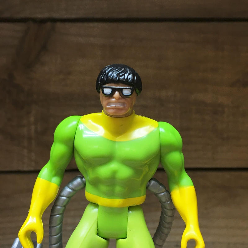 SPIDER-MAN Secret Wars Dr.Octopus Figure/スパイダーマン シークレットウォーズ ドクター・オクトパス フィギュア/180913-9