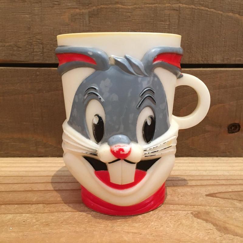 LOONEY TUNES Bugs Bunny Plastic Cup/ルーニー・テューンズ バッグス・バニー プラスチックカップ/190223-2