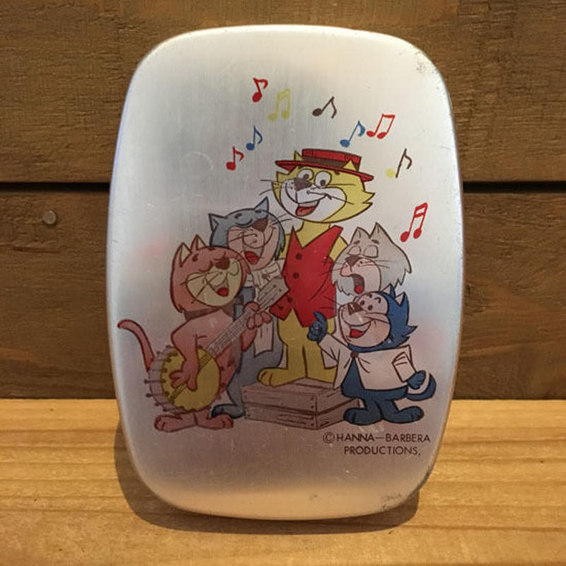 TOP CAT Lunch Box/トップキャット アルミ 弁当箱/180909-1