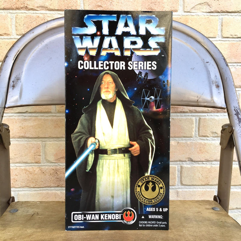 STAR WARS 12Inch Obi-Wan Kenobi Figure/スターウォーズ 12インチ オビ-ワン・ケノービ フィギュア/190309-6
