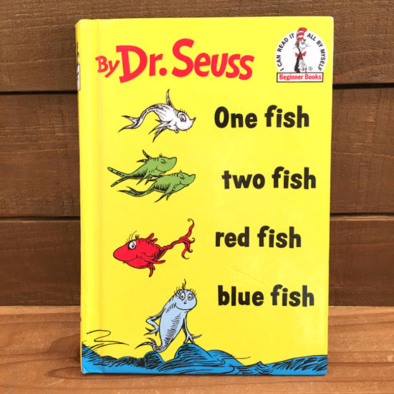Dr.Seuss Picture Book/Dr.スース 絵本/190112-4