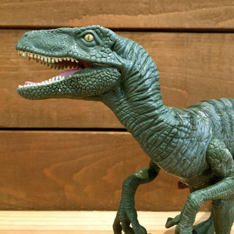 "JURASSIC WORLD Velociraptor ""Charlie"" Figure/ジュラシックワールド ヴェロキラプトル""チャーリー"" フィギュア/190619-7"