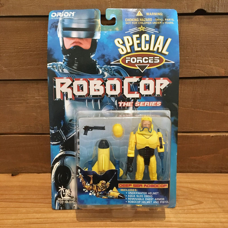 ROBOCOP Deep Sea Robocop Figure/ロボコップ ディープシー・ロボコップ フィギュア/190517-12