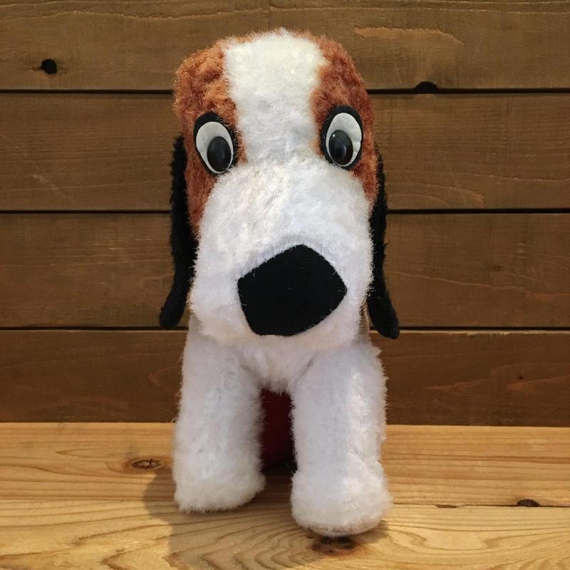 Dog Plush Doll/犬 ぬいぐるみ/190503-2