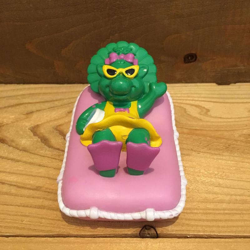 BARNEY Baby Bop Bathtub Toy/バーニー ベイビー・ボップ バストイ/190317-13