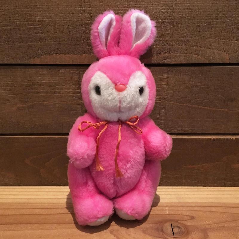 Bunny Plush Doll/バニー ぬいぐるみ/180220-10