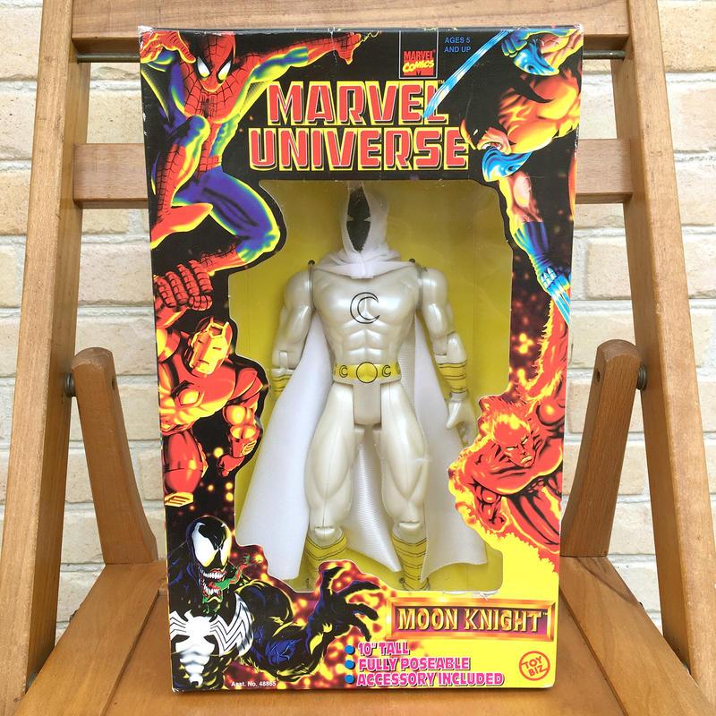 MARVEL 10 Inch Moon Knight/マーベル 10インチ ムーンナイト フィギュア/170823-5