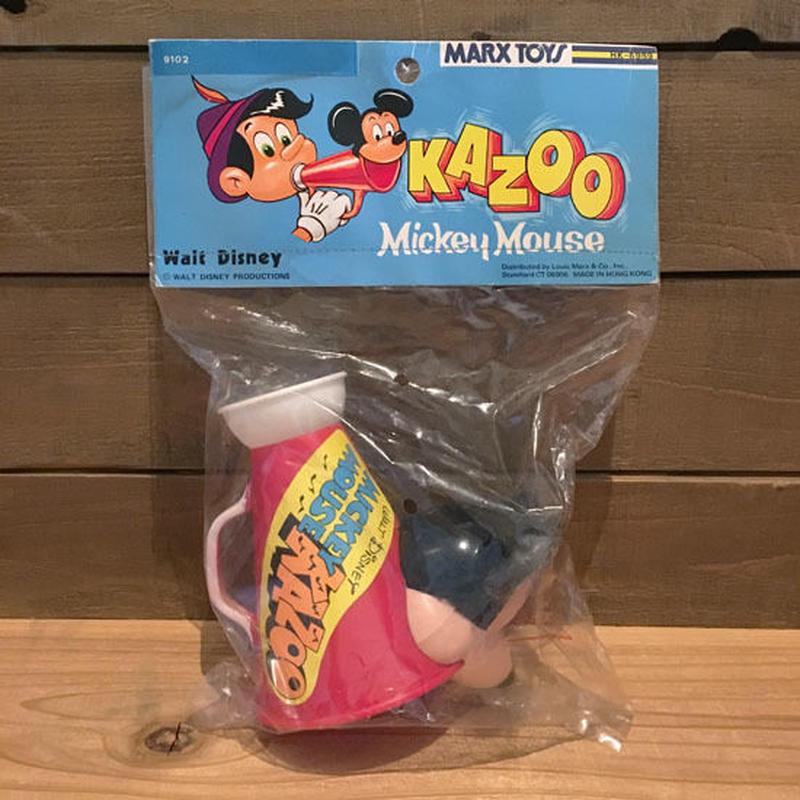 Disney Mickey Mouse Kazoo/ディズニー ミッキー・マウス カズー/180926-6