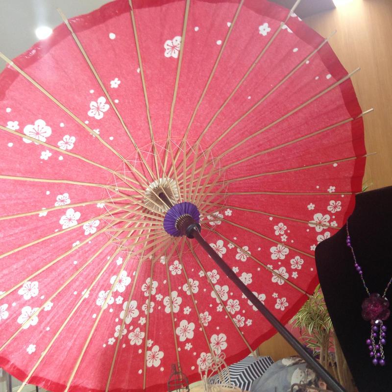 【リクエスト品】傘専門店  通販  東京  蛇の目傘   旅傘  【和桜】
