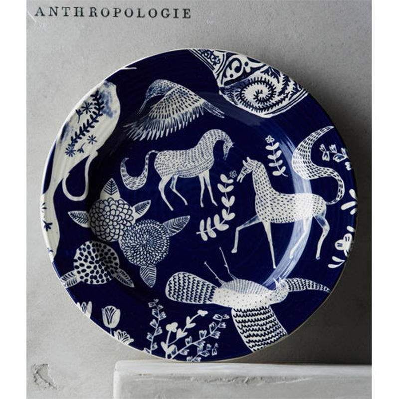 【Anthropologie】Saga Side Plate サガ サイドプレート