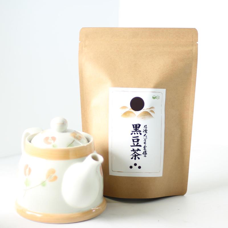 丹波篠山の黒豆茶
