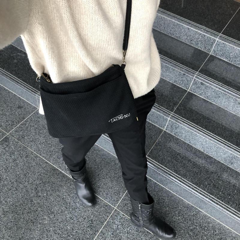 SACOCHE ブラック