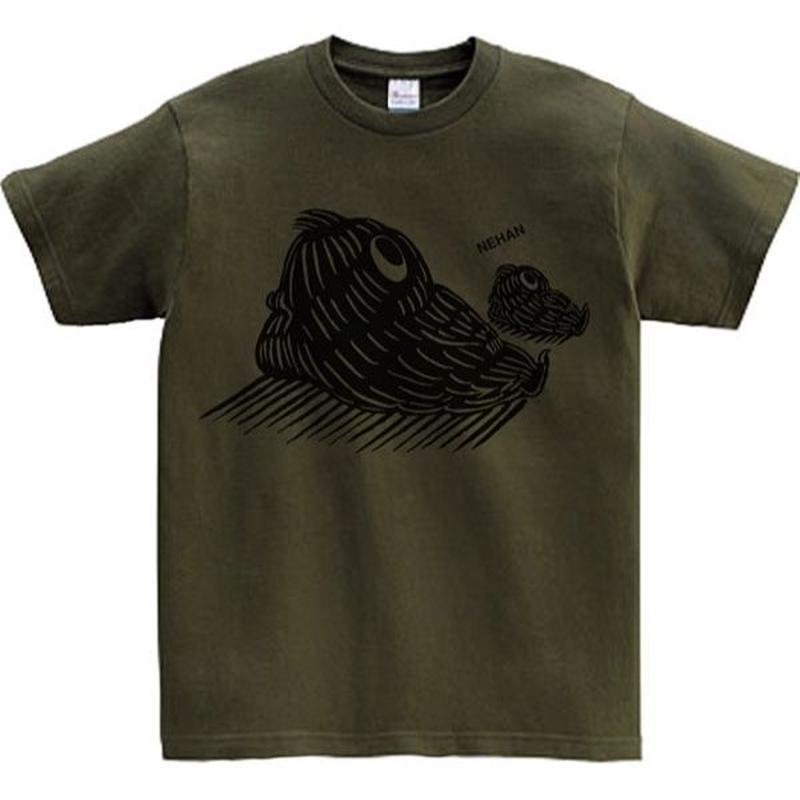 NEHAN T-shirt  新色