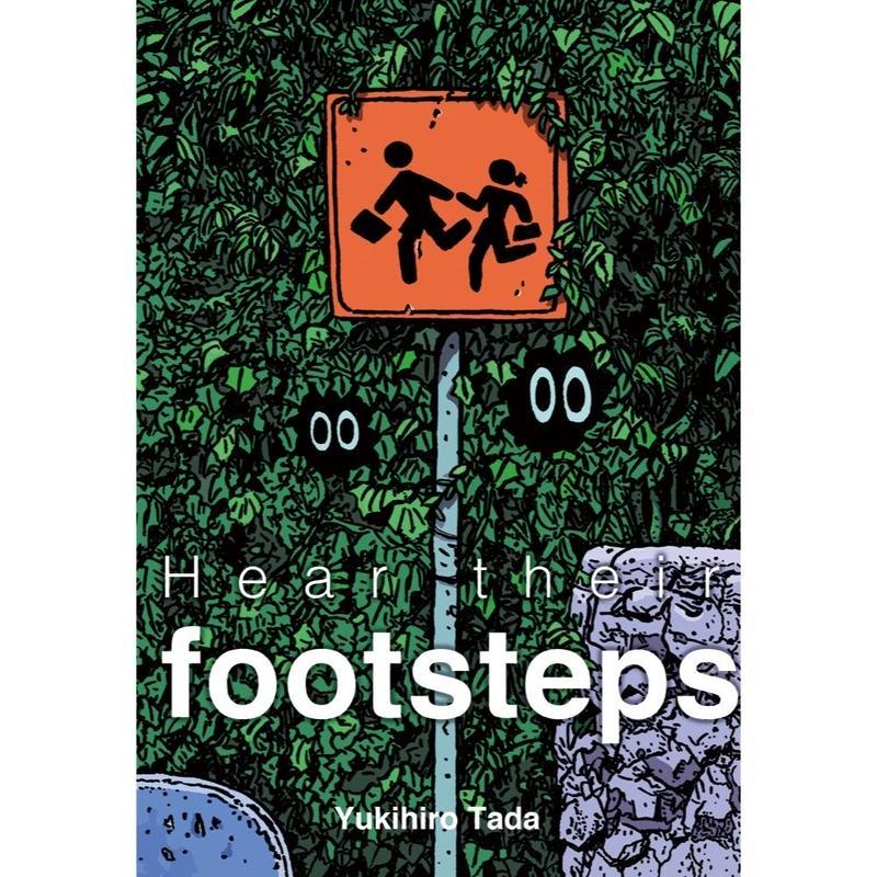 Hear their footsteps