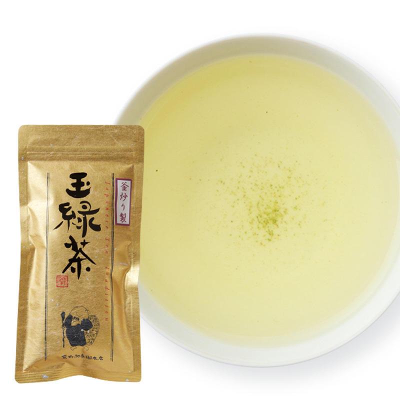 釜製玉緑茶 80g