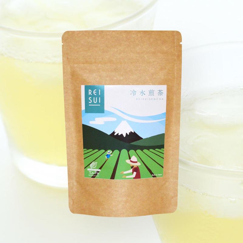 [REISUI] 冷水煎茶 5g × 15個 (小)