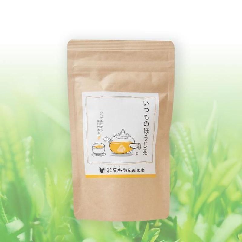 [ほうじ茶ティーバッグ] いつものほうじ茶 5g × 12個 (小)