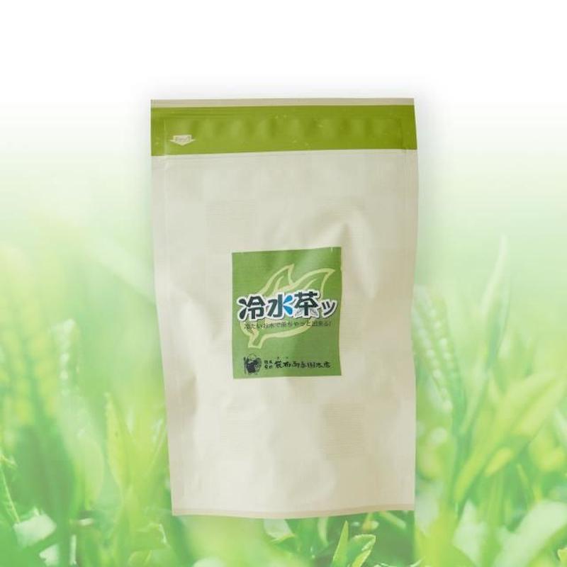 [煎茶ティーバッグ] 冷水茶 5g × 15個 (小)