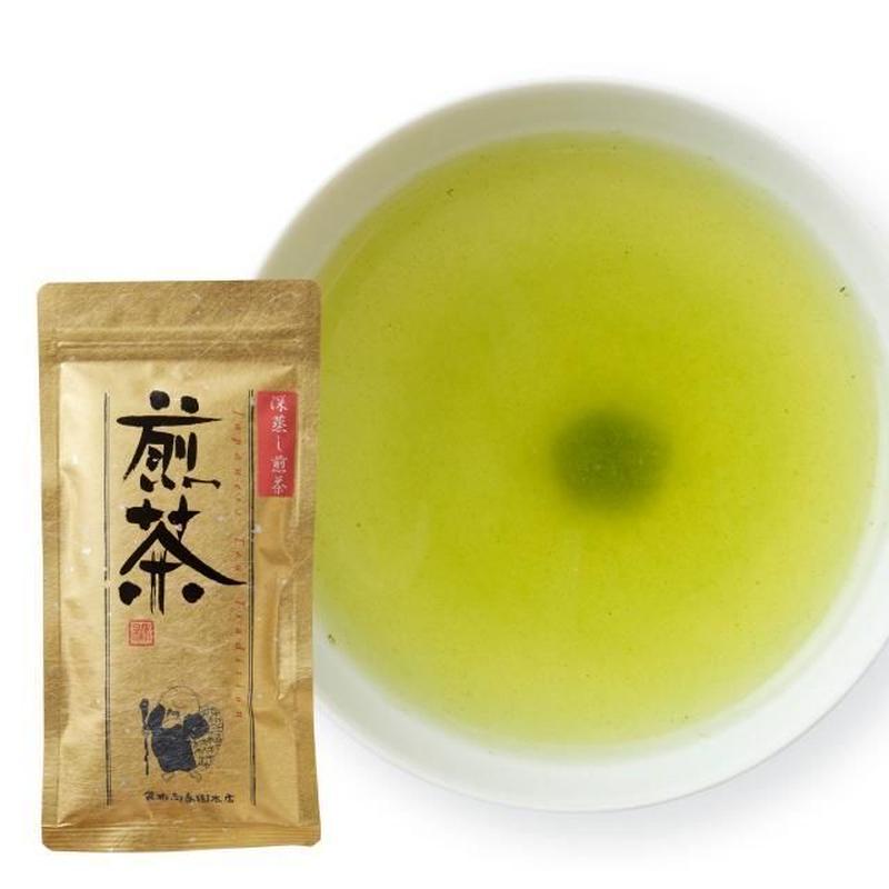 [煎茶] 深蒸し煎茶 100g / 鹿児島県産