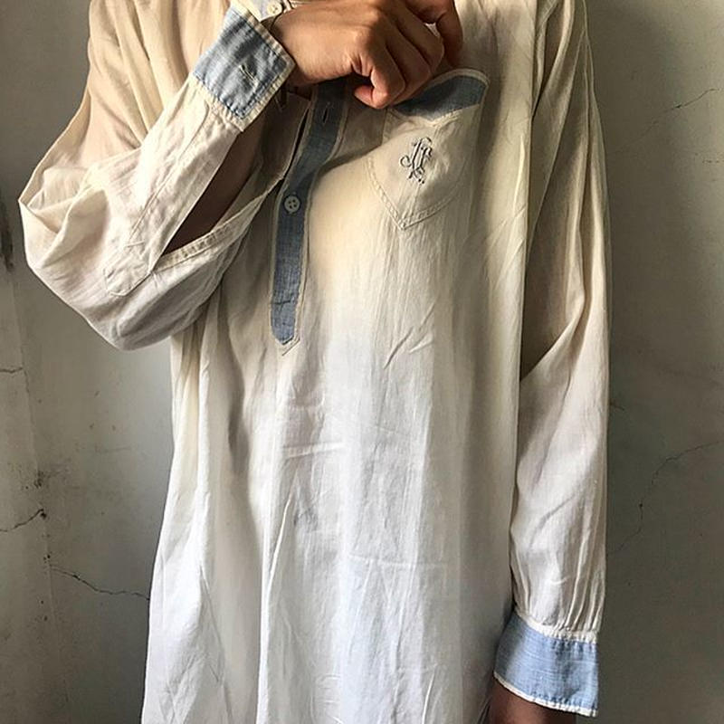 Circa 20's French Sleeping shirts