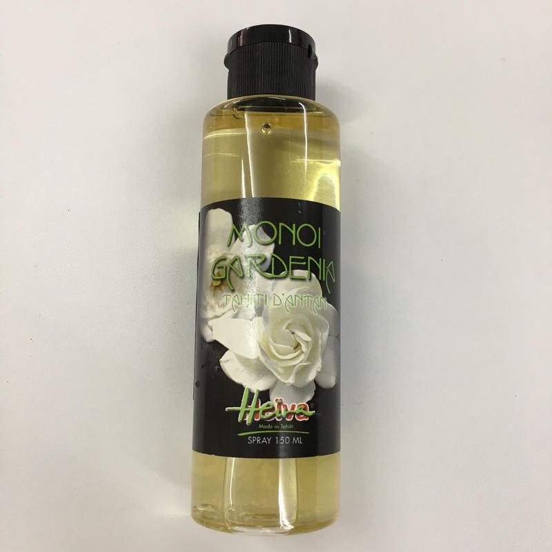 タヒチ産モノイオイル「ガーデニアの香り」