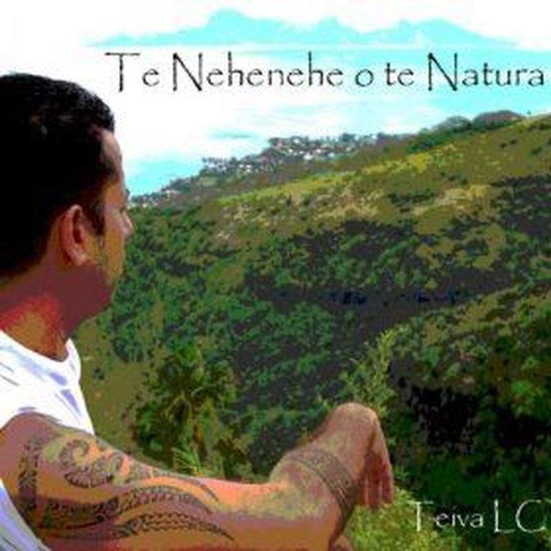 Teiva LC「Te Nehenehe o te Natura」サイン入り