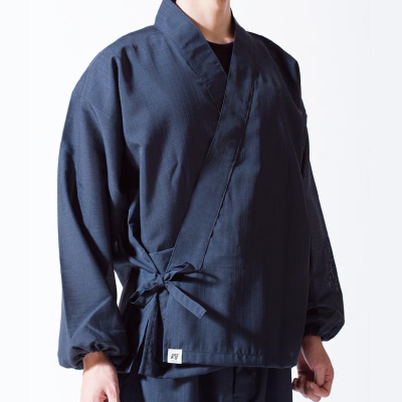 大愚式 オリジナル作務衣(春・秋用/男女兼用)