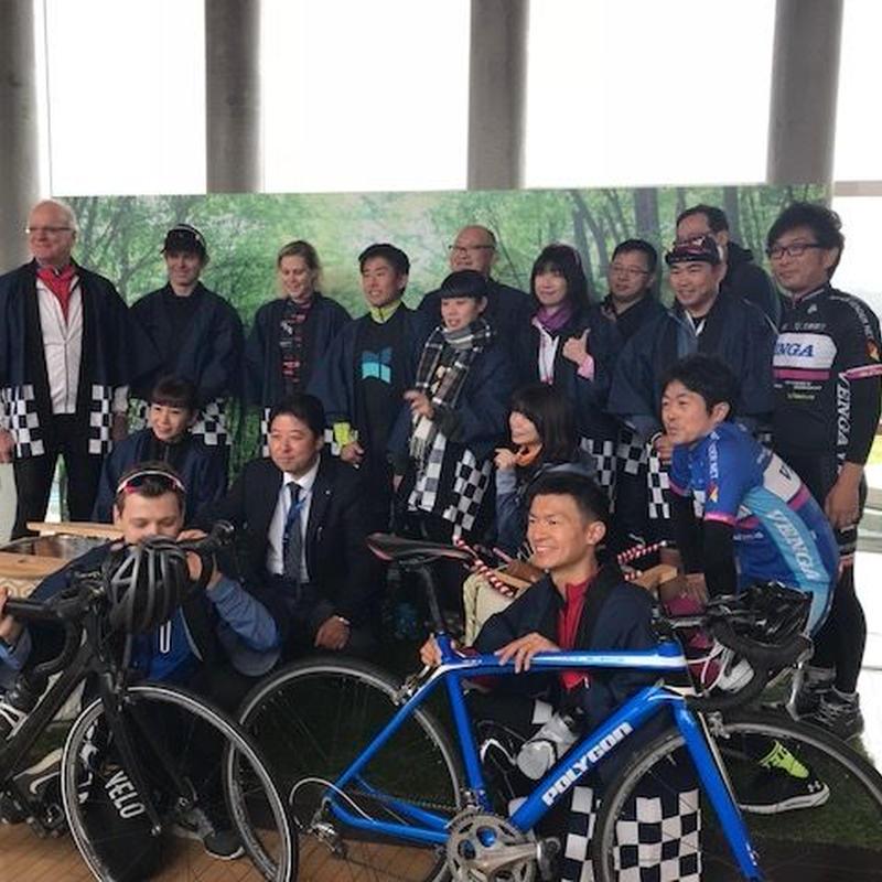 【官公庁】秋田県/サイクリング台湾招聘事業