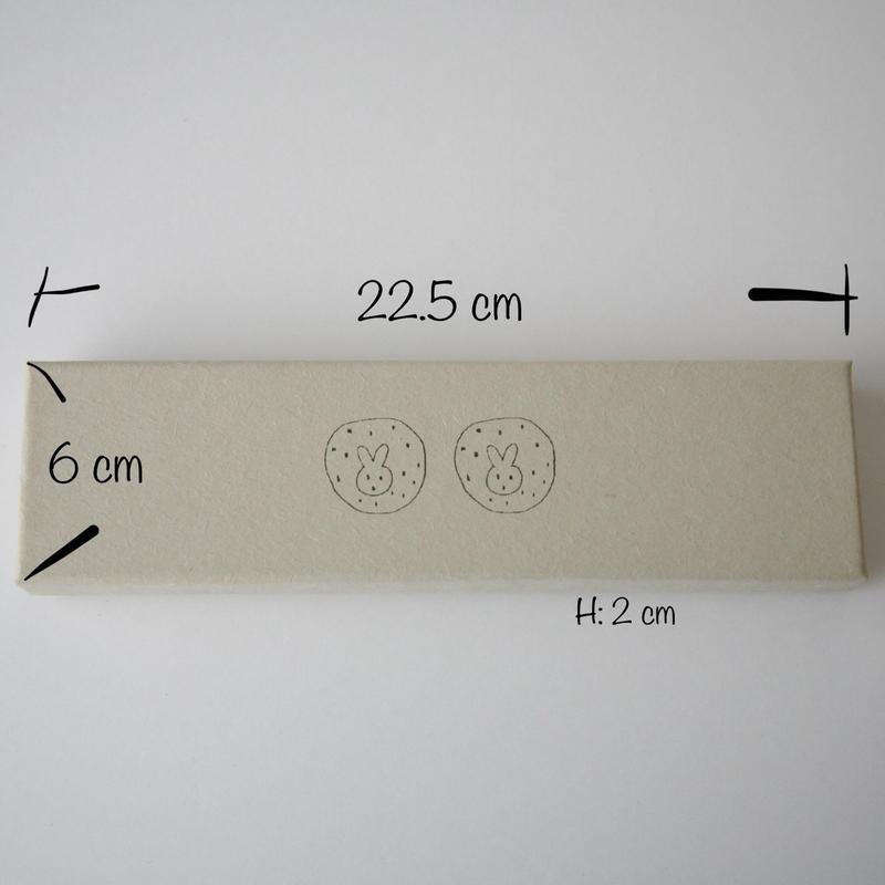 紙製ペンシルボックス(鉛筆削り付)