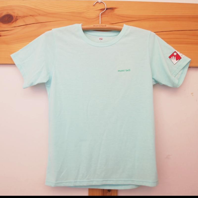 【特典付】手のひらに太陽の家ロゴ Tシャツ