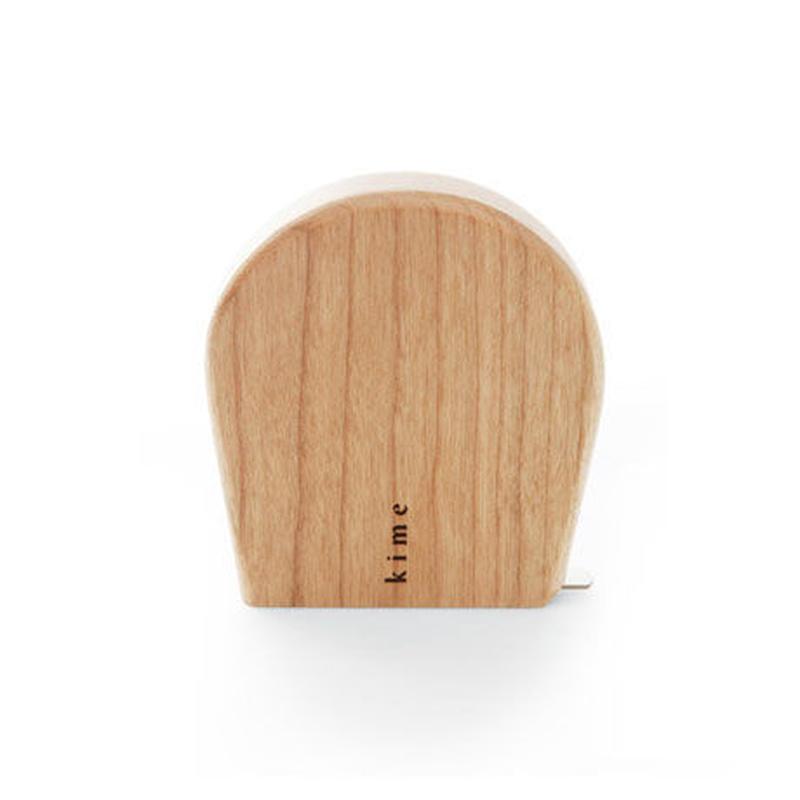 [kime]手に馴染む木のメジャー