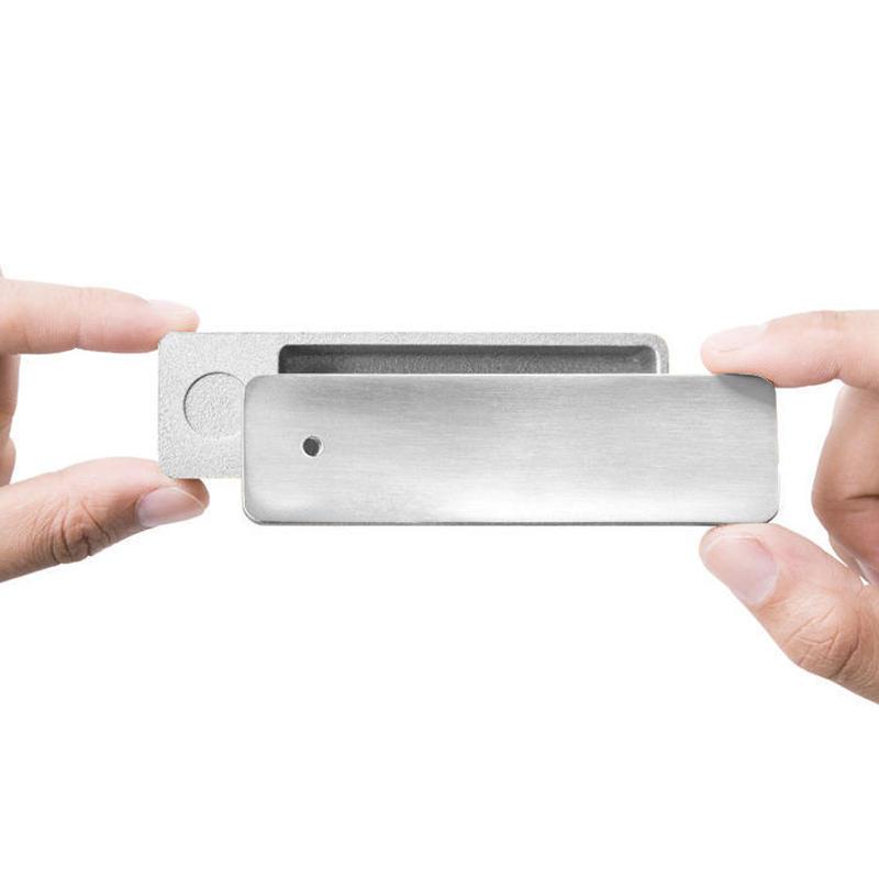 [IKI]収納付きインセンスホルダー | 箱 アルミニウム