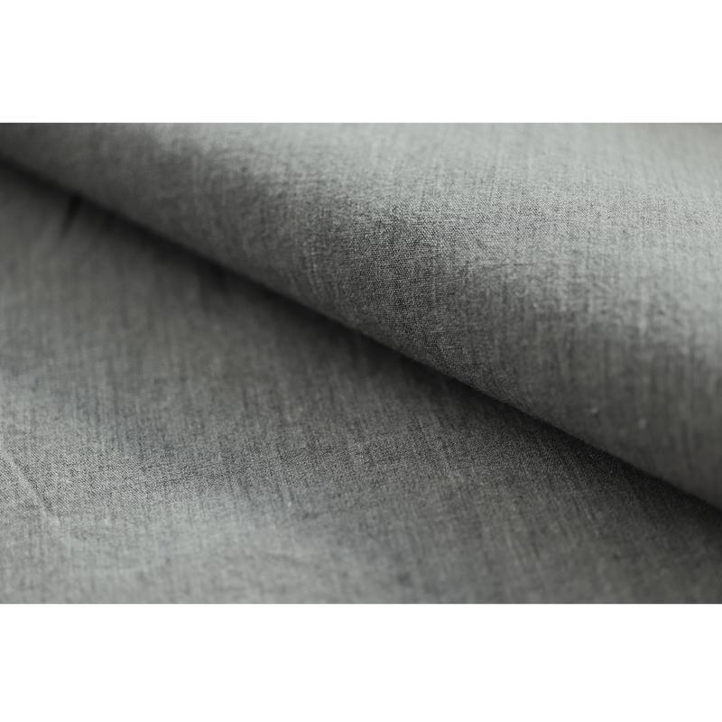 【さらりとしていて軽い 】fanageコットン100% 先染めダンガリー生地/10cm