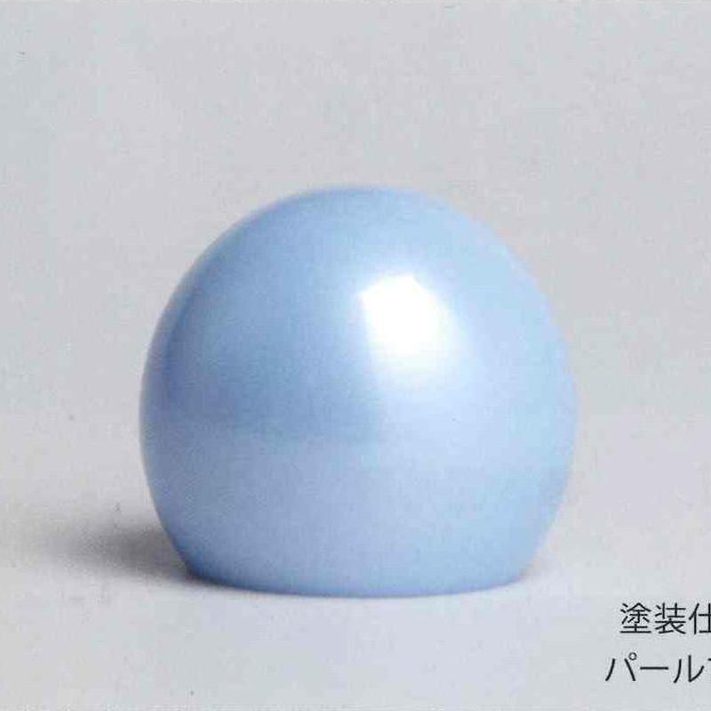 ミニ骨壷 玉型(パールブルー)