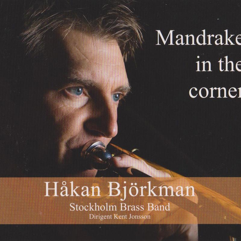 "★item209 ホーカン・ビョークマン CD ""庭隅のマンドラゴラ"" Mandrake in the Corner (2008)"