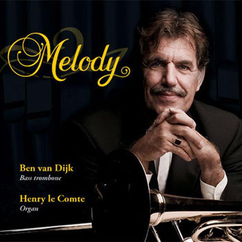 "★item013 ベン・ファン・ダイク CD ""メロディ"" Ben van Dijk CD ""Melody"" (2006)"