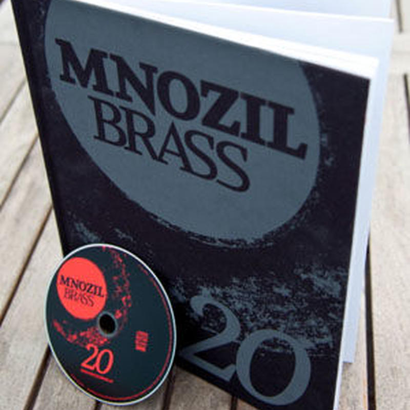 "★item121 ムノツィル・ブラス 結成20周年記念 フォトブック&CD ""20"" (2013)"