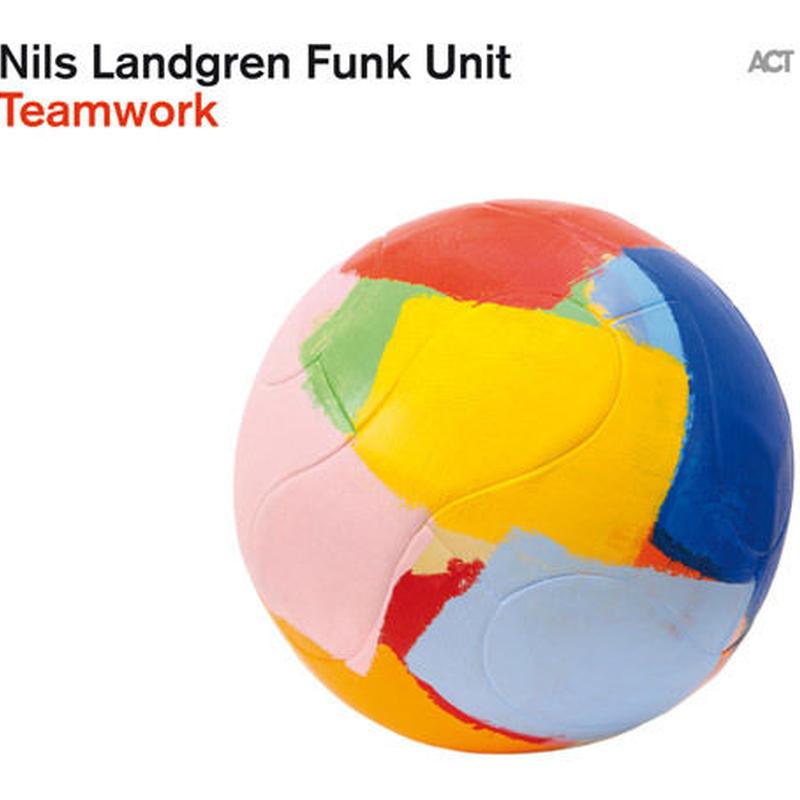 """★item192 ニルス・ラングレン ファンク・ユニット CD """"ティームワーク"""" Teamwork (2013)"""