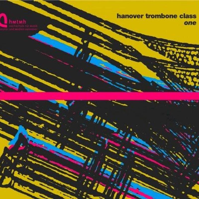 """★item060 ハノーファー・トロンボーン・クラス & ヨナス・ビルント CD """"ワン"""" (2010)"""