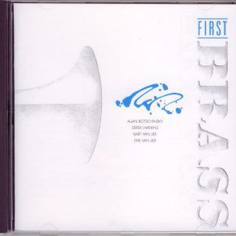 "★item053 ファースト・ブラス CD ""ファースト・ブラス""  (1986)"