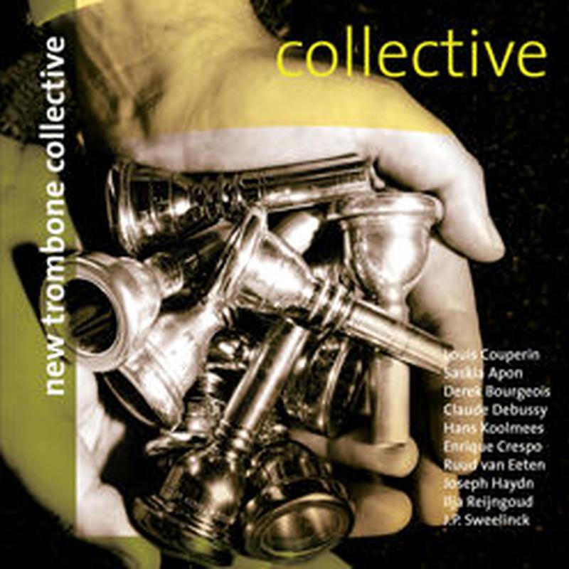 "★item003 ニュー・トロンボーン・コレクティヴ (NTC)  CD ""Collective"" (2003)"