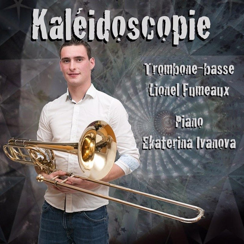 "★item186 リオネル・フュモー CD ""カライドスコーピー"" Kaléidoscopie (2017)"