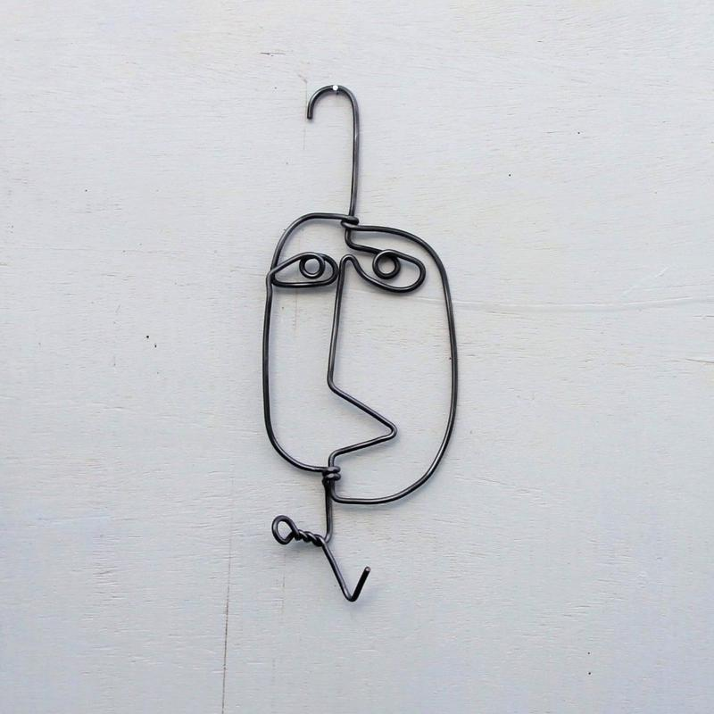 Face Wire Hook【01】