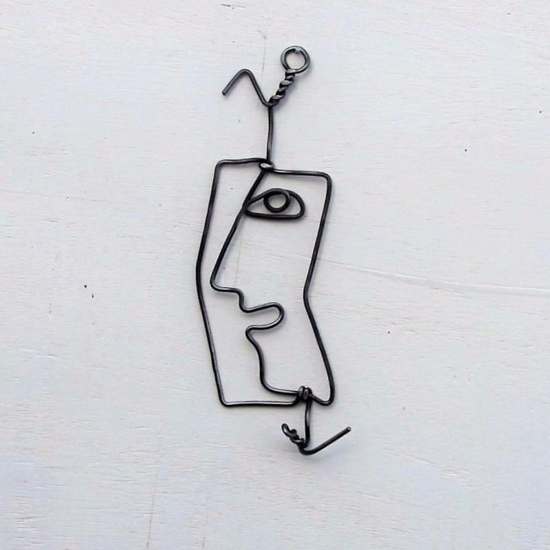 Face Wire Hook【03】