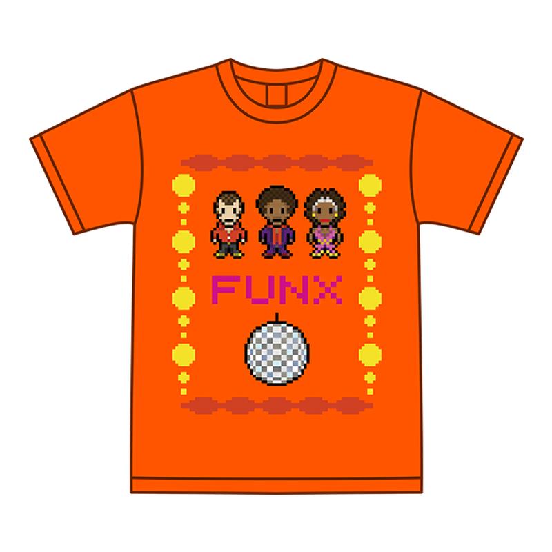 FUNX Tシャツ