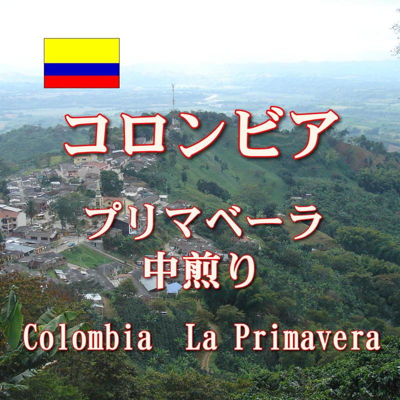コロンビア プリマベーラ 中煎り 250g
