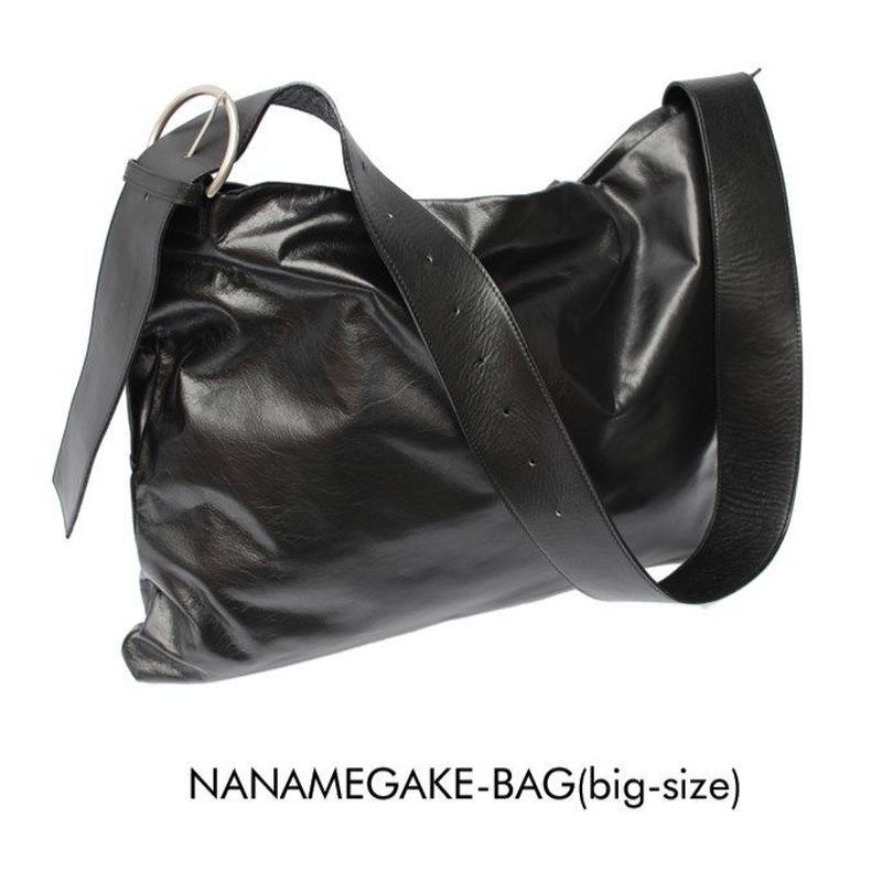 take off 斜めがけバッグ(BIGサイズ/Black)